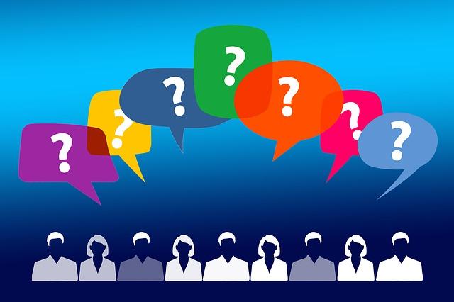 質問が苦手、できない人に伝えたい質問の仕方 4つのコツ