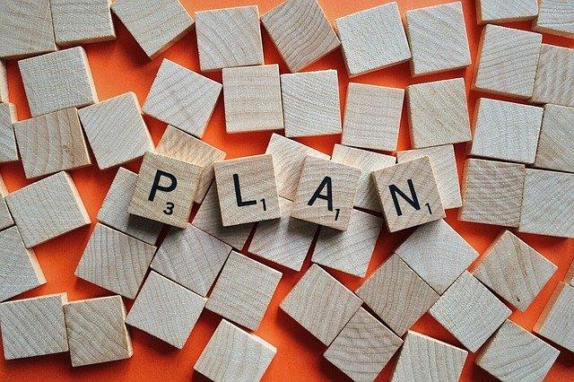 計画を立てられない理由→企画ができないから